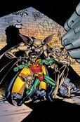 Man-Bat and Robin