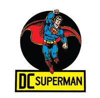 DC Superman 1970 Logo