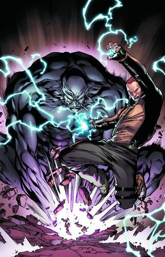 Solicit art by Ed Benes and Rex Lokus