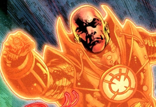 Lex Luthor Joins The Orange Lantern Corps | Comicnewbies