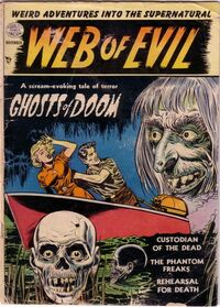 Web of Evil Vol 1 1