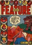 Feature Comics Vol 1 24