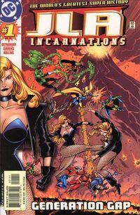 JLA Incarnations Vol 1 1