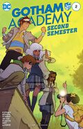 Gotham Academy Second Semester Vol 1 2