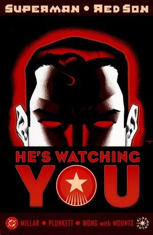 Cover for Superman: Red Son #3 (2003)
