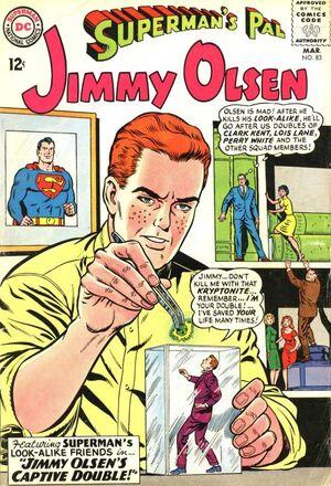 Cover for Superman's Pal, Jimmy Olsen #83 (1965)