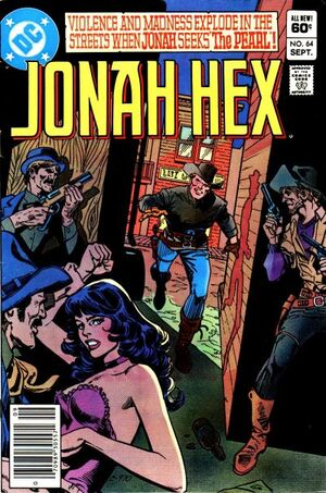 Cover for Jonah Hex #64 (1982)