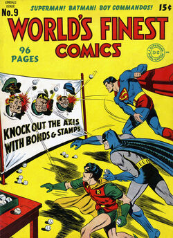 World's Finest Comics 9