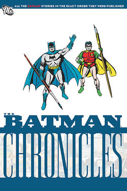 Cover for the Batman Chronicles Vol 8 Trade Paperback