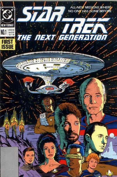 Image result for star trek comic tng