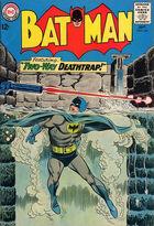 Batman's New Look from Batman #166 (1964)