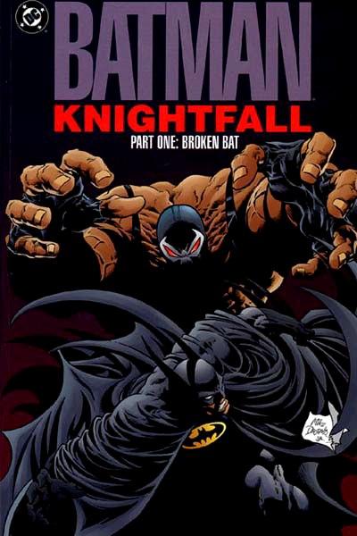 Batman: Knightfall | DC Database | Fandom powered by Wikia