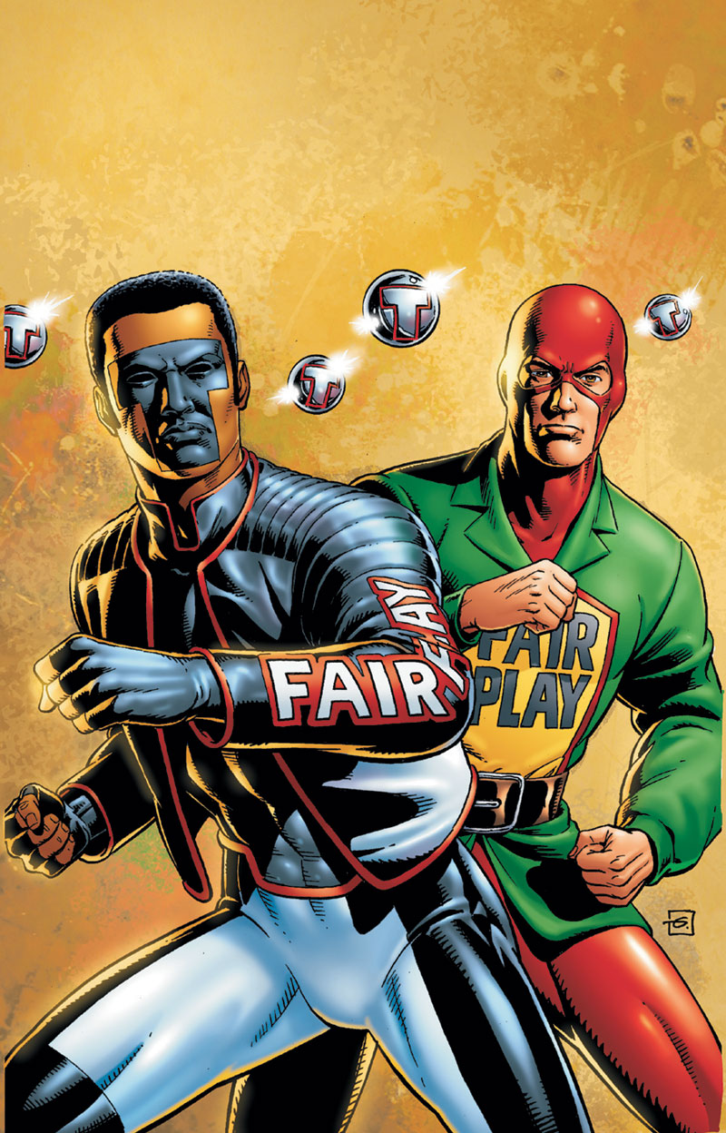 Mister Terrific   DC Database   Fandom powered by Wikia
