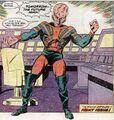 Future-Man T.O. Morrow New Earth