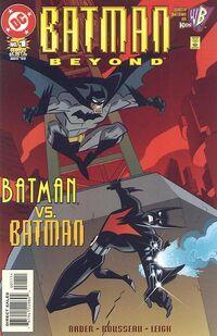 Batman Beyond v.2 1