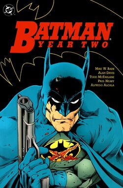Cover for the Batman: Year Two Trade Paperback