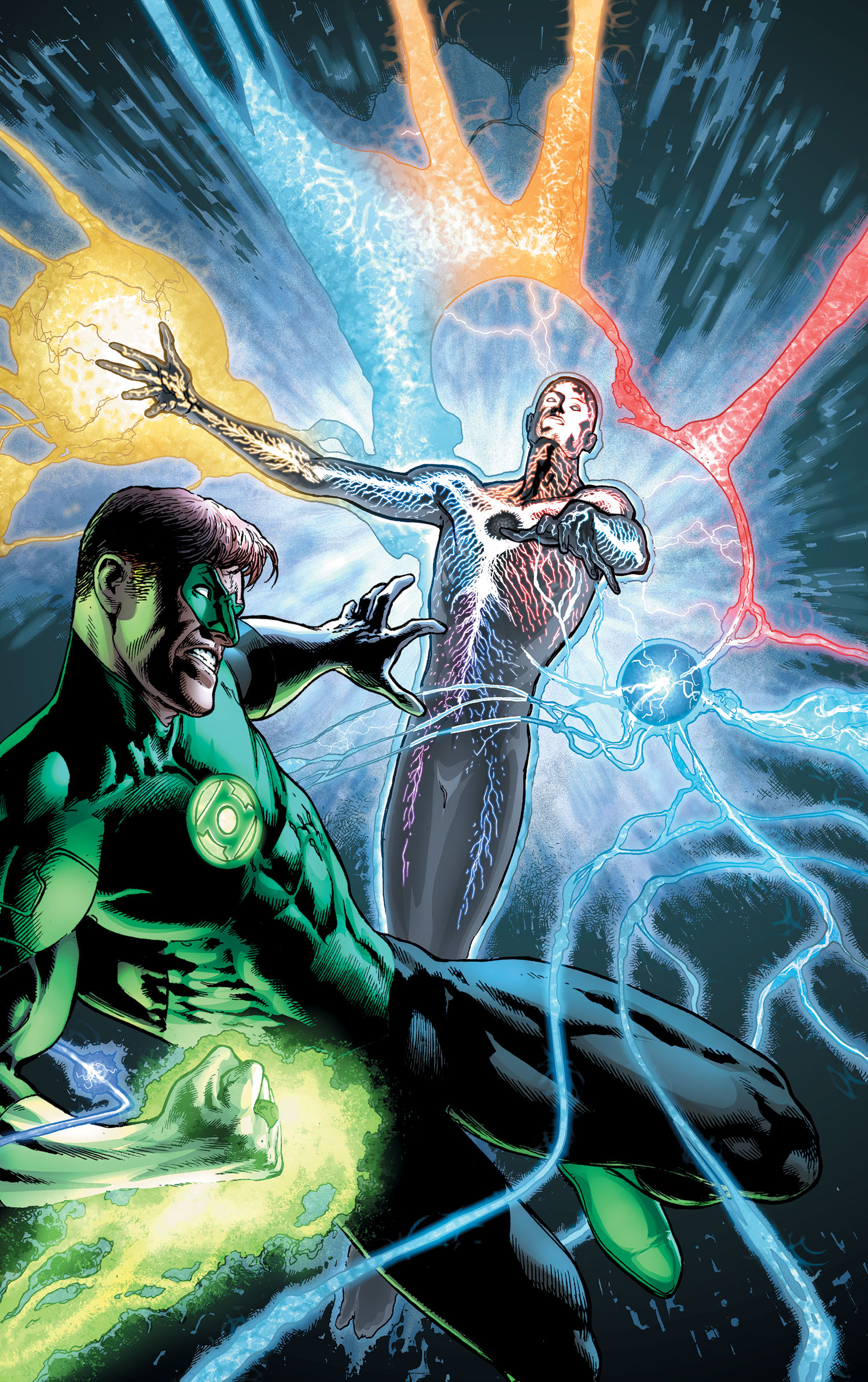 Sufficient Velocity, Welcome to the Lantern Corps | Sufficient Velocity