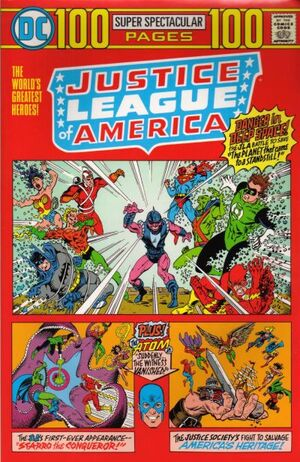Cover for Justice League of America #1 (1999)