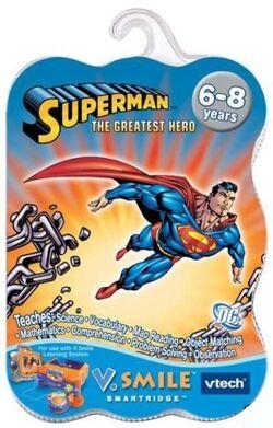 Superman TGH Game Box