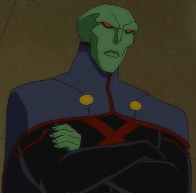 J'onn J'onzz (Doom) | DC Database | FANDOM powered by Wikia