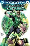 Hal Jordan and the Green Lantern Corps Vol 1 1