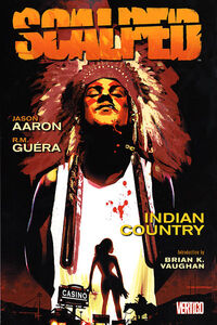 Scalped Vol 1 Indian Country