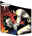 Joker Batman of Arkham 001
