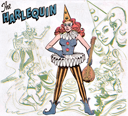 Image result for molly mane Harlequin dc comics