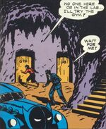 First Official Batcave