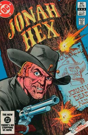 Cover for Jonah Hex #76 (1983)