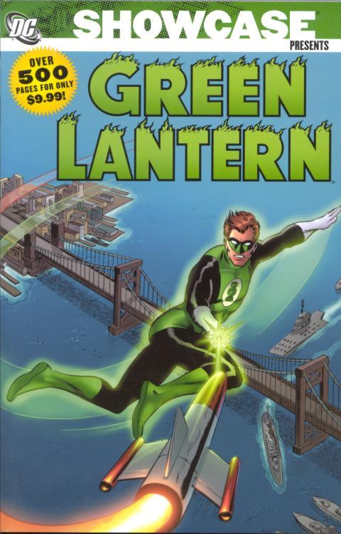 Green Lantern - Showcase Presents Green Lantern, volume 1 Latest?cb=20090316140025