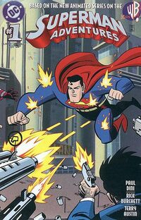Superman Adventures 1