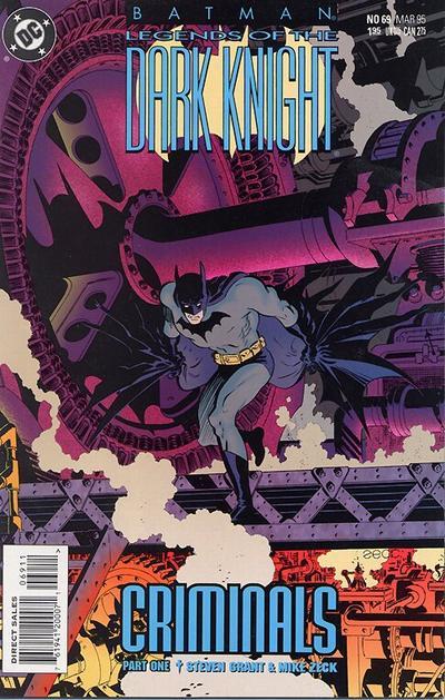 [Review] Batman Legend, 1-5 (1992-1995) Latest?cb=20090105163600