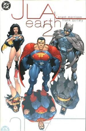 Cover for JLA: Earth-2 (2000)