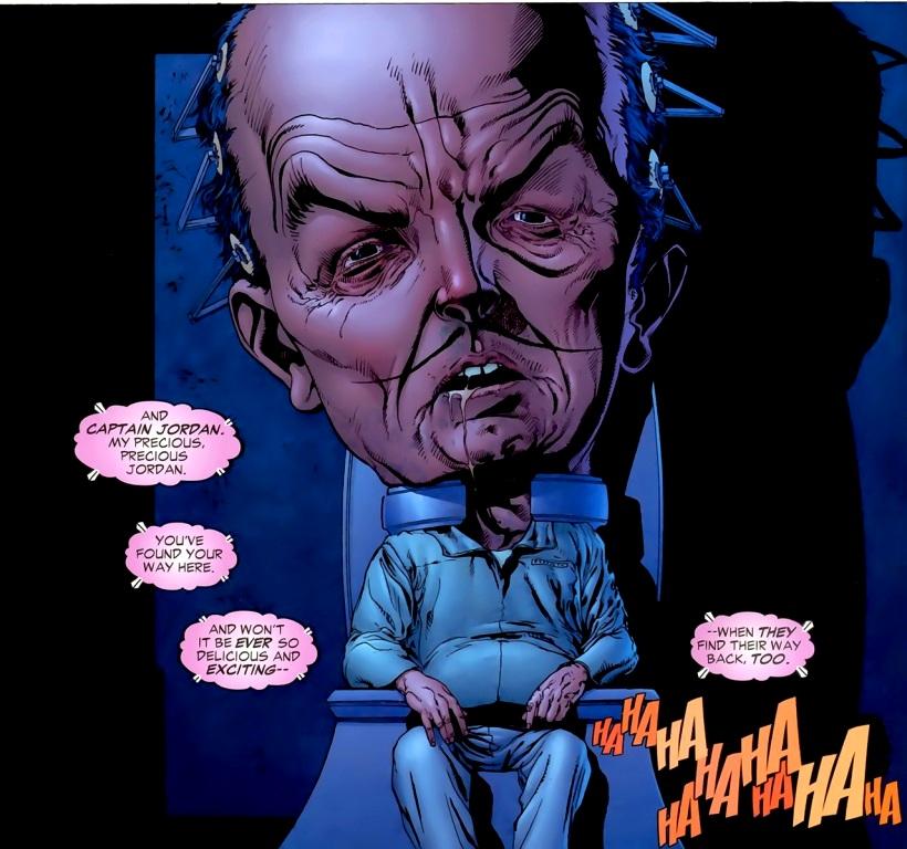 Znalezione obrazy dla zapytania hector hammond dc comics