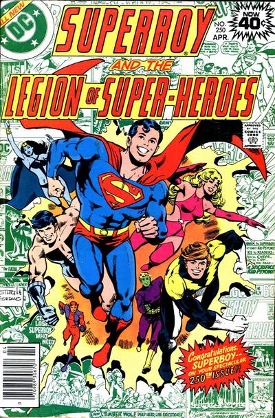 Image result for superboy and the legion