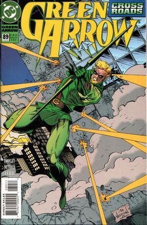 Cover for Green Arrow #89 (1994)