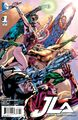 Justice League of America Vol 4 1