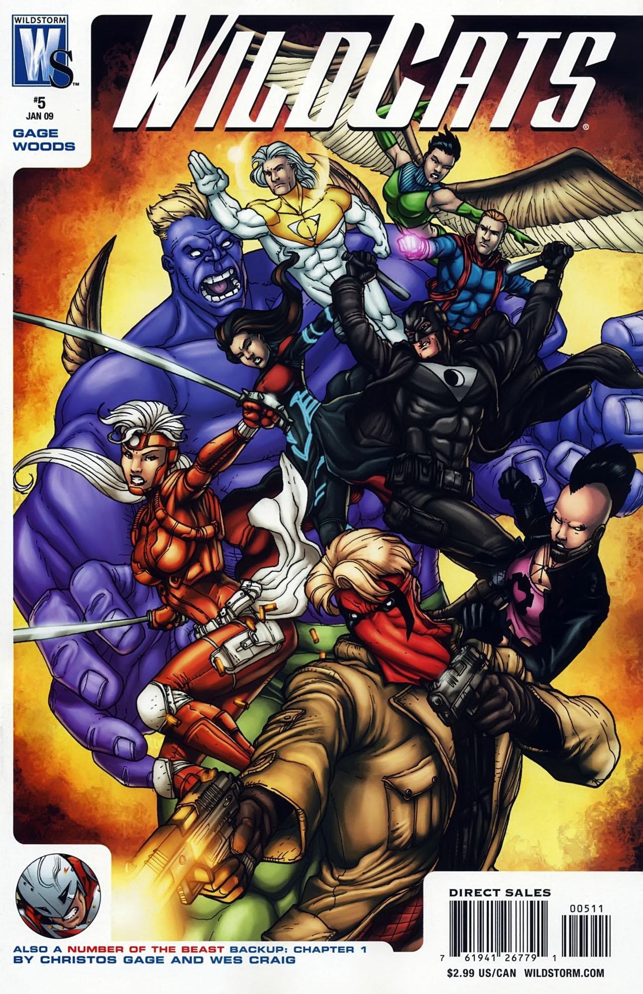 Wildcats: World's End Vol 1 5 | DC Database | FANDOM ...