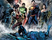 Crime Syndicate New 52 0001