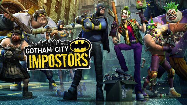 نتيجة بحث الصور عن Gotham City Impostors