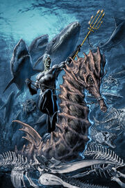 Black Lantern Aquaman 01