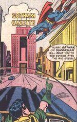 Gotham Gazette's Main Building