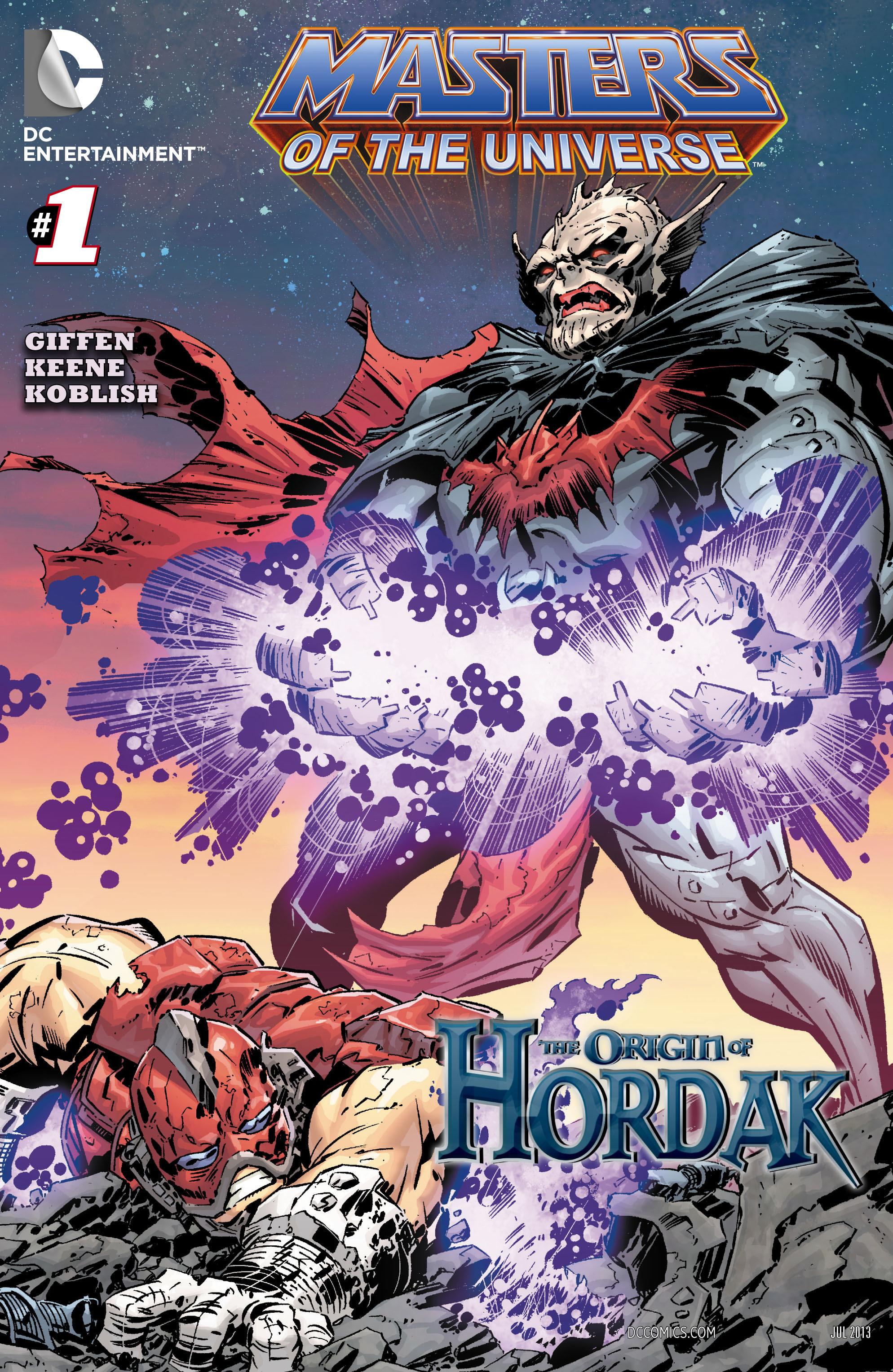 Masters Of The Universe: The Origin Of Hordak