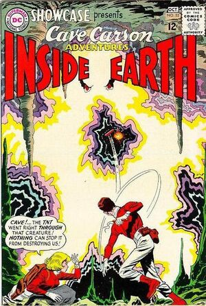 Cover for Showcase #52 (1964)