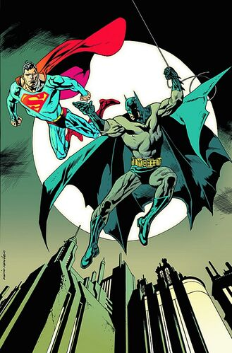 Solicit Art by [[Kevin Nowlan]]