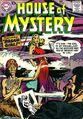 House of Mystery v.1 69