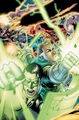 Green Lantern Corps Vol 2 36 virgin