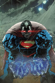 Action Comics Annual Vol 2 3 Textless