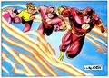 Flash Wally West 0091